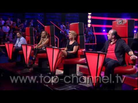 Audicionet e fshehura - Episodi 3 - Filloreta Raci - The Voice of Albania - Sezoni 1