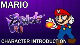Mario - Brawl Minus Character Introduction #2