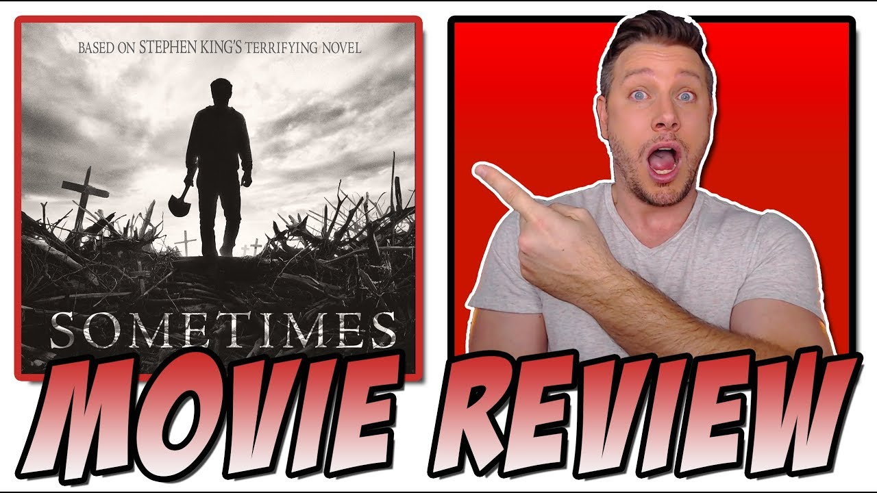 Pet Sematary (2019) - Movie Review (Based on a Stephen King Novel)