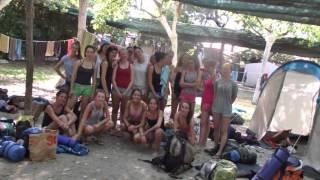 dal belgio a caulonia marina camping afrodite 2015