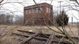 Abandoned: Handy Tower on the Kankakee, Beaverville & Southern