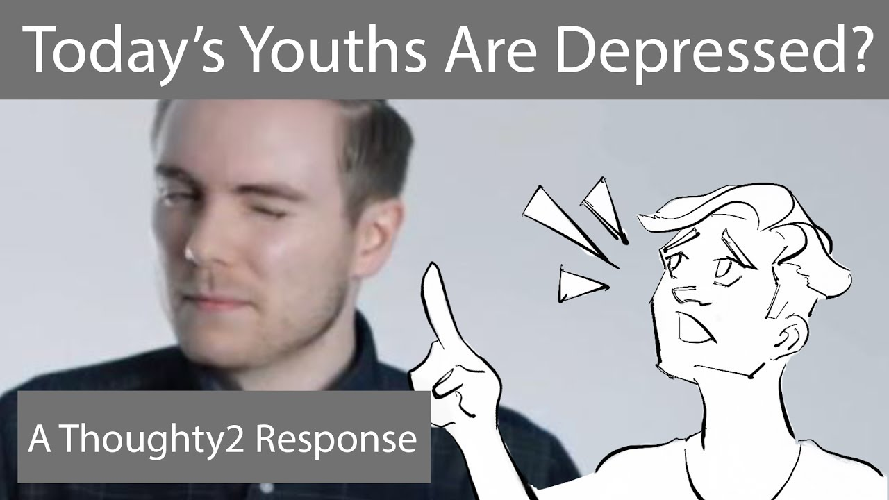 Todays youth are depressed heres why