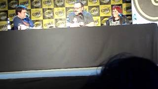 Jon Bogdanove Comic Con Chile, Panel 30 de Mayo 2014.