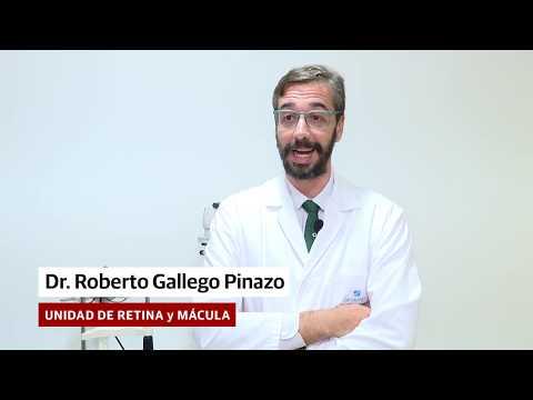 Imagen de Degeneración Macular: nueva epidemia del s.XXI - Dr. Gallego Pinazo