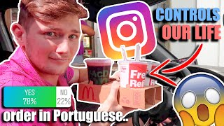 INSTAGRAM CONTROLS OUR LIFES FOR 24 HOURS *BRAZIL EDITION*