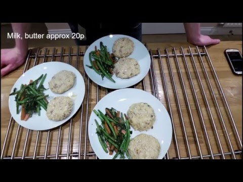How To Make - Smoked Haddock Fishcakes