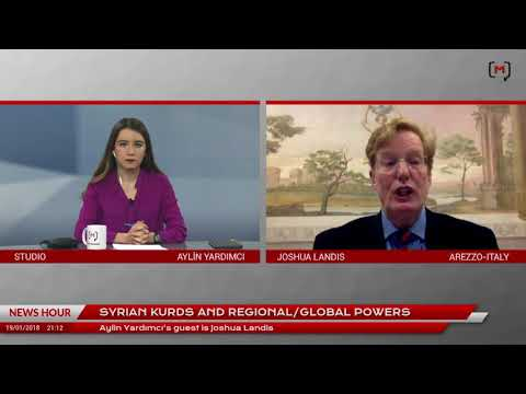 This Week in Turkey (47): with Joshua Landis on the Syrian Kurds and regional/global powers