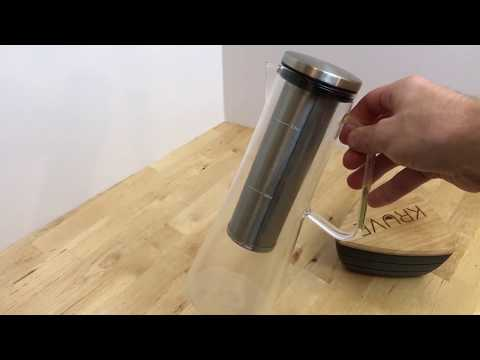 Home and Above – Cold Brew Coffee Maker Review