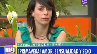 Repeat youtube video Primavera: amor, sensualidad y sexo - Mucho Gusto - 18/10/2013