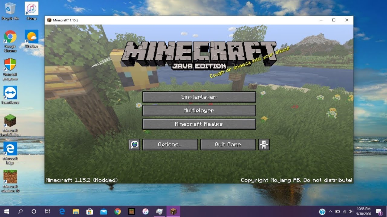 How to get Minecraft Java Edition for free and a faster way and no using no one account!!!! - YouTube