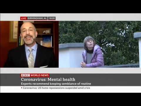 BBC: COVID-19 And Mental Health