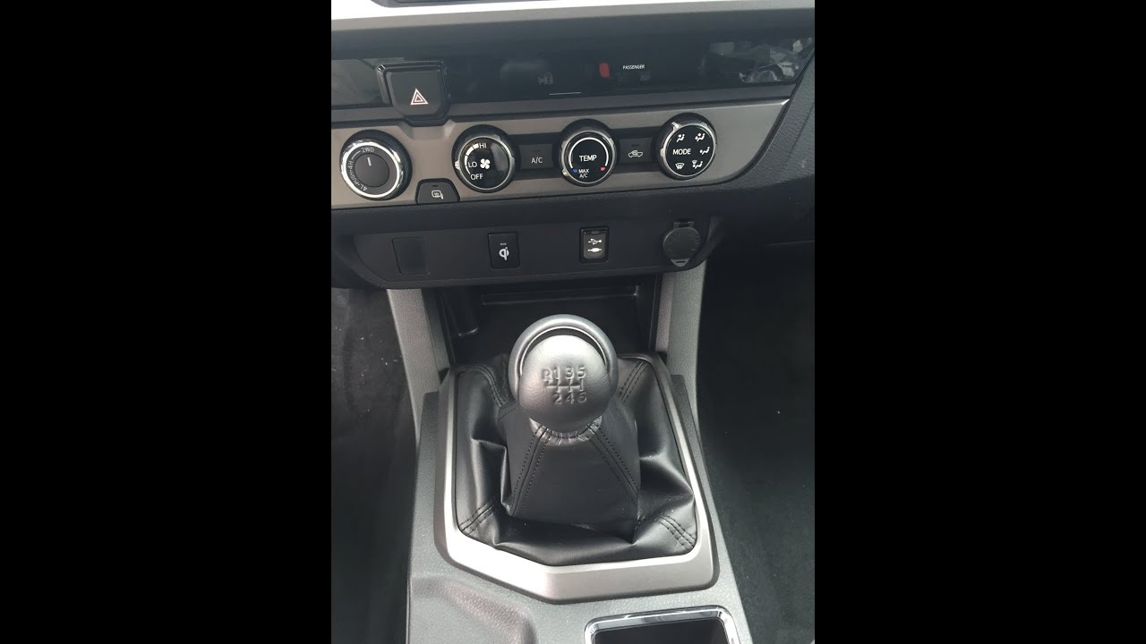 small resolution of toyota tacoma double cab manual transmission clutch start cancel and test drive