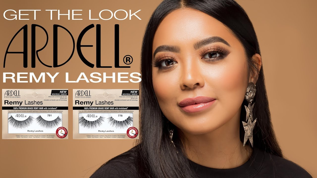 3b6a04b60e5 New Year's Makeup Tutorial with Remy Lashes. Ardell Beauty