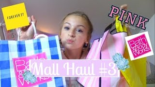 Mall Haul #3  Fall Edition (for 700!!)
