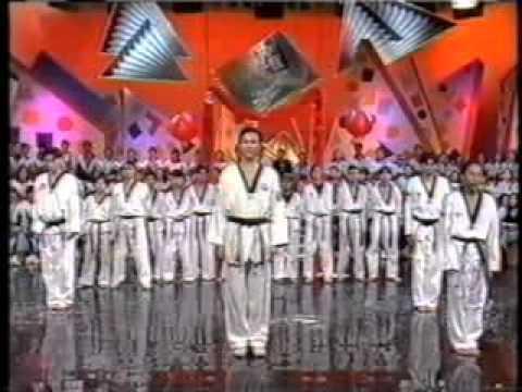 Follow Me! Men - Taekwondo Demo (1994)