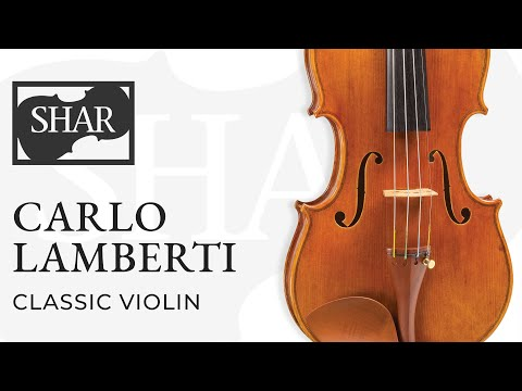 Carlo Lamberti Classic Violin