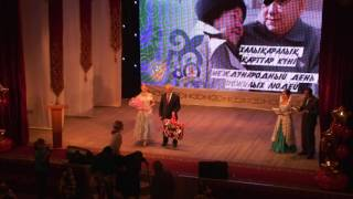видео Студенческий концерт ко Дню старшего поколения