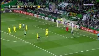 Bruno Fernandes incredible goal VS Astana