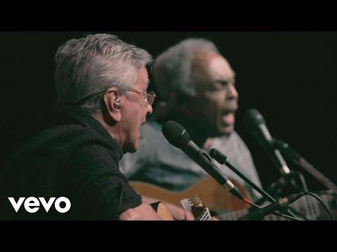 Caetano Veloso, Gilberto Gil - Andar com Fé (Vídeo Ao Vivo)