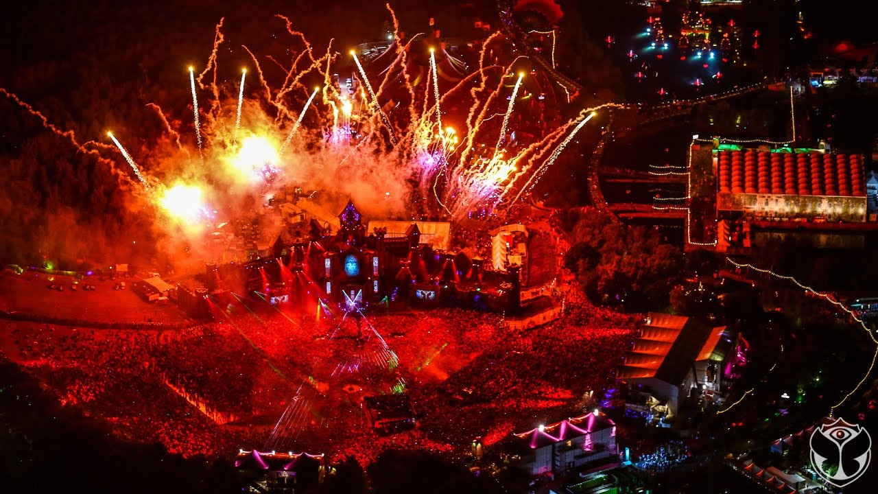 Dimitri Vegas Like Mike Live At Tomorrowland 2015 Full