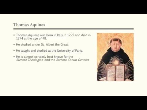 Thomas Aquinas and Rene Descartes: How would Aquinas respond to Descartes methodolodical doubt