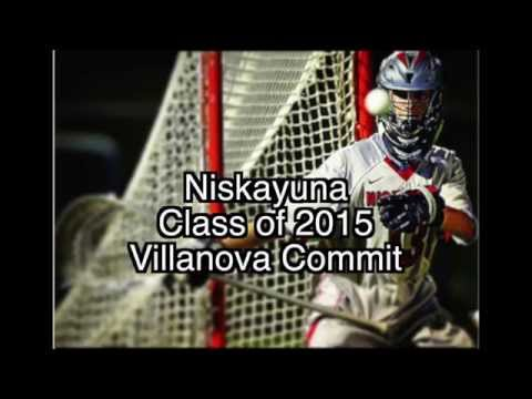 Nick Testa - Fall 2014 Lacrosse Highlights