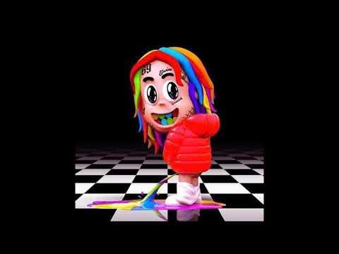 6IX9INE - WAKA feat A Boogie Wit Da Hoodie 8D  🎧