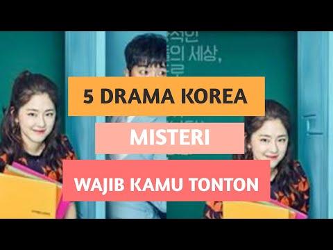 Bikin Penasaran, 5 Drama Korea Bergenre Misteri Ini Wajib Kamu Tonton