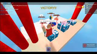 Roblox - PILLOW FRENZY!!!! Ft Alexboucher1 And BJ The Game maker