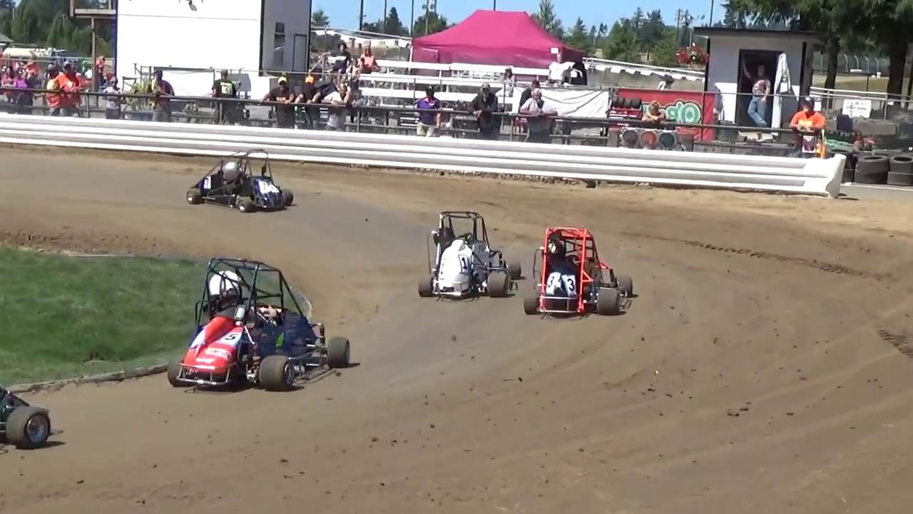 Midget racing part