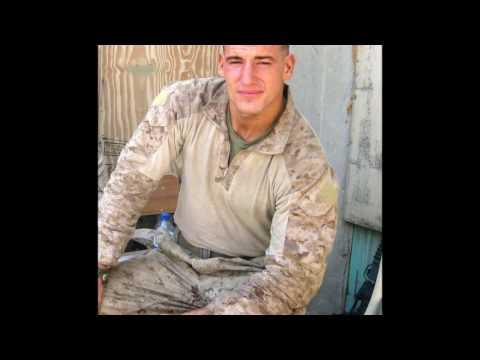 In Memory of US Marine Justin Ropke