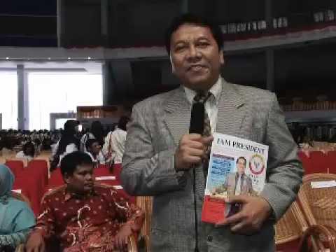 Testimoni   Rektor Universitas Balikpapan   Dr  Suhartono