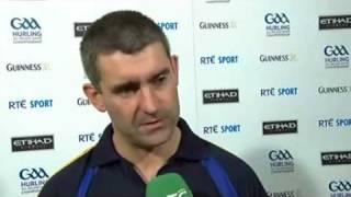 Liam Sheedy post match interview All Ireland Final 2009