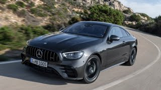 The New 2021 Mercedes-Benz E-Class Coupe and Cabriolet - First Look