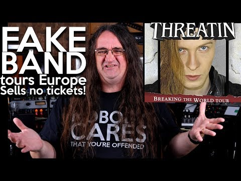 "Faking your way to fame - ""Threatin"""
