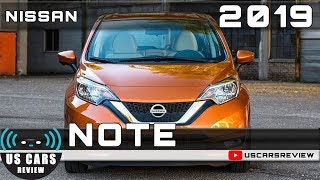 2019 NISSAN NOTE Review