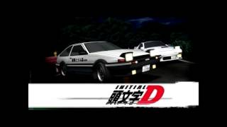 Initial D 2nd Stage Opening   Blazin