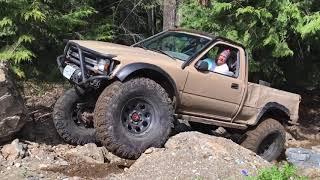Toyota Rockcrawling: Real Life Raw No Cuts