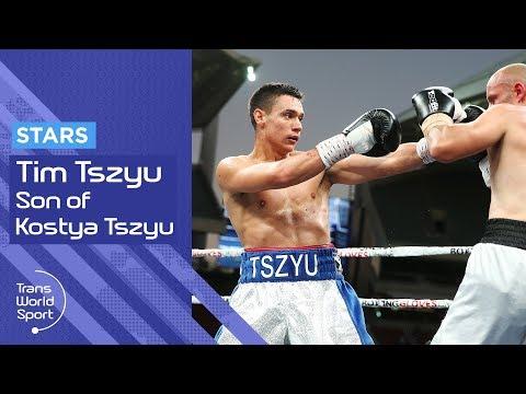 Tim Tszyu | Boxing | Son of Kostya Tszyu | Trans World ...