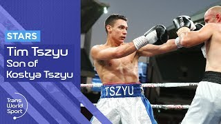 Tim Tszyu | Boxing | Son of Kostya Tszyu | Trans World Sport