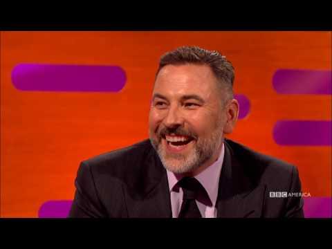 David Walliams Resembles Theresa May - The Graham Norton Show