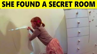 15 Secret Hidden Places People Found In Their Homes
