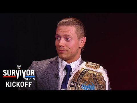 Is The Miz feeling pressure from the Raw roster?: Survivor Series 2017 Kickoff