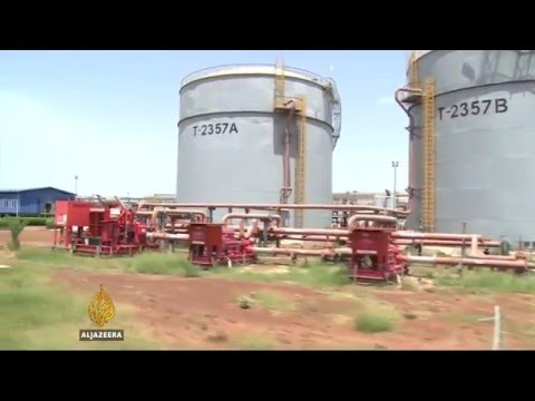 South Sudan's oil production operates at a loss