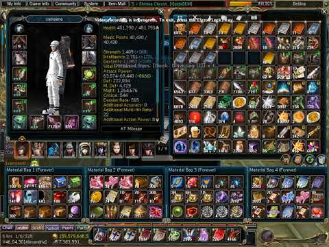 Easy Gold Play Atlantica Online