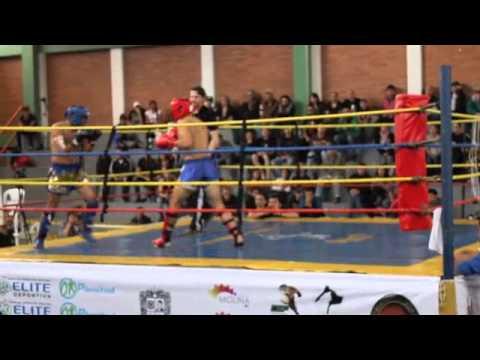Bogota es Muay Thai