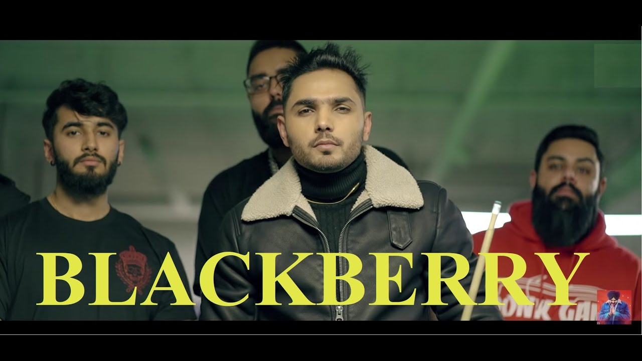 BLACKBERRY OFFICIAL AUDIO Prem Dhillon  Sidhu Moose Wala  Latest Punjabi Songs 2020