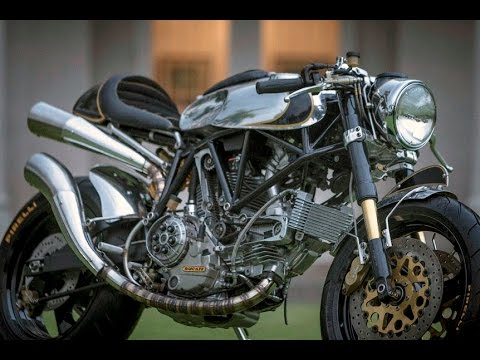 BCR Ducati 900ss Cafe Racer Bike Of The Year 2016 By Rocker07pt 08
