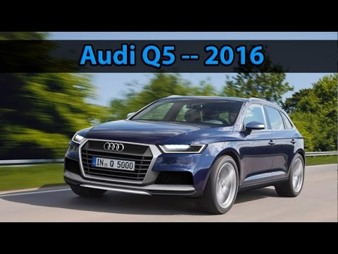 audi q5 review new design 2016 youtube. Black Bedroom Furniture Sets. Home Design Ideas