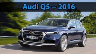 audi q5 review new design 2016